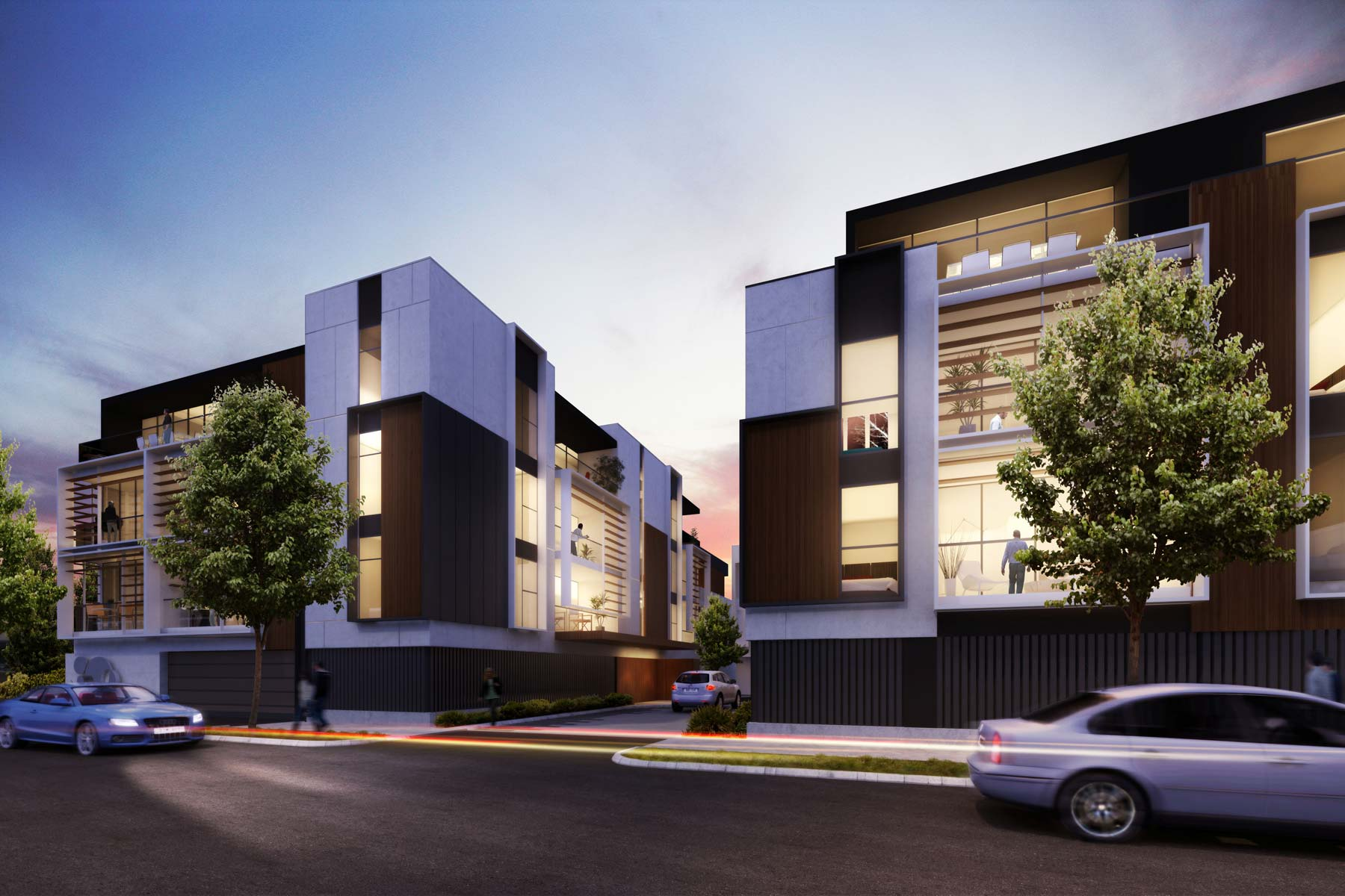The Cotery Scharp Property Marketing And 3d Visualisation Melbourne Sydney